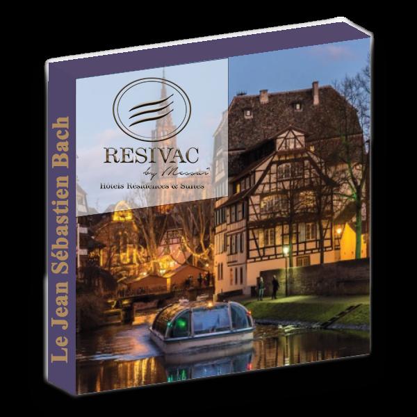 réserver 3 nuits avec diner, Strasbourg